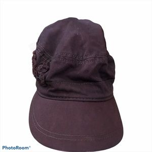 Life is Good Women's Embroidered Flower Ball Cap
